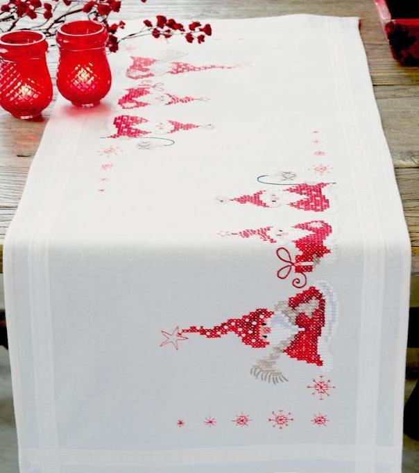 Chemin de table noel - Chemin de table de noel ...