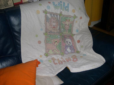 wild thing quilt