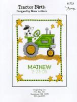 Tableau de naissance tracteur