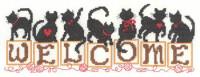 Bienvenue chats