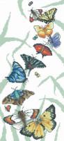 Parade de papillons