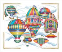 Ballons du 18éme siècle