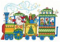 Distribution de Noël