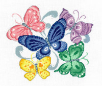 Papillons de printemps