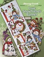 Bannière amis de la neige