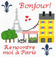 Rencontrez moi à Paris