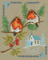 Oiseaux de la paix