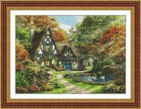Cottage d'automne