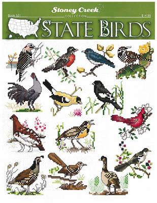 Oiseaux d'Amérique