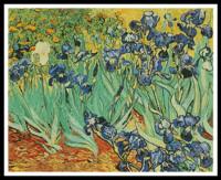 Les Iris (Van Gogh)