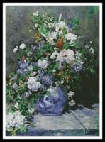 Grand vase de fleurs (Renoir)