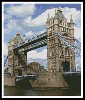 Le pont de la tour ( Londres)