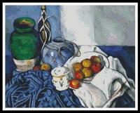 Nature morte aux pommes (Cézanne)