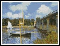 Le pont à Argenteuil (Monet)