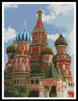 La cathédrale Saint-Basile (Moscou)