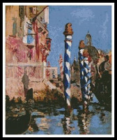 Grand Canal de Venise (Manet)