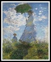 Femme à l'ombrelle (Van Gogh)