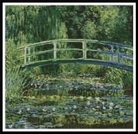 Le pont japonais (Monet)