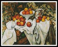 Pommes et oranges (Cézanne)