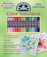 Assortiment de fils n°2 color variation
