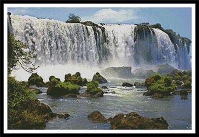 Les chutes d'Iguazu (Argentine-Brésil)