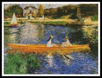 La Seine à Asnières (Renoir)