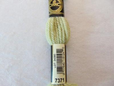 Echevette de laine DMC 7371 (ancienne couleur)