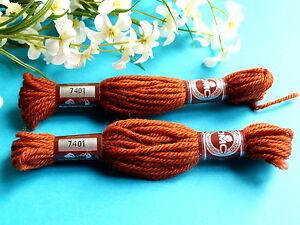 Echevette de laine DMC 7401 (ancienne couleur)