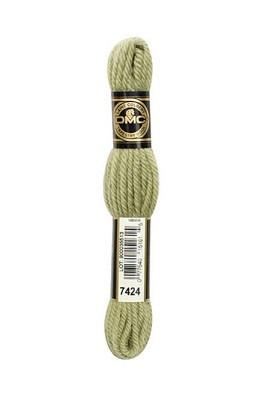 Echevette de laine DMC 7424