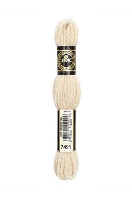 Echevette de laine DMC 7491