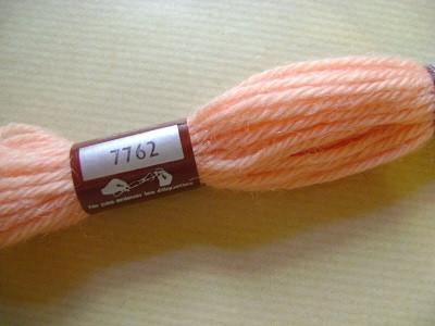 Echevette de laine DMC 7702 (ancienne couleur)
