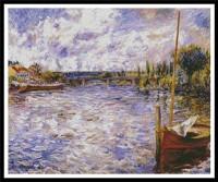 La Seine à Chatou (Renoir)