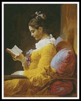 Jeune fille lisant (Fragonard)