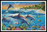 La baie des dauphins