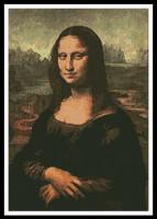 Mona Lisa (Léonard de Vinci)