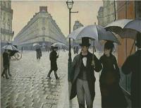 Rue de Paris, jour pluvieux (Caillebotte)