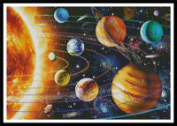 Nouveau système solaire
