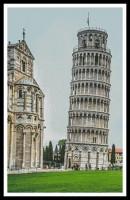 La Tour de Pise (Italie)