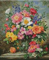 Fleurs de juin à l'apogée