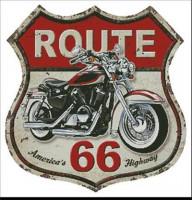 Route 66 (Chicago-Santa-Monica. USA)