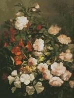 Légèreté de fleurs (Boudin)