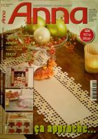 ANNA plaisir et création n° 11 novembre 2010