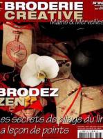 Broderie créative : brodez zen