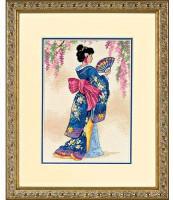 Elégante geisha