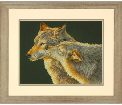 Baiser du loup