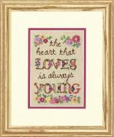 Jeune de coeur