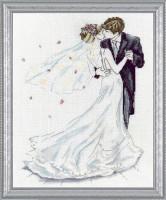 Couple en mariage