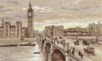 Le pont de Westminster (Londres)