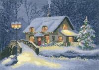 Le cottage de Noël