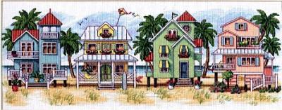 Cottages près de la mer